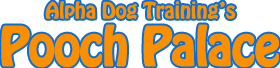 Alpha Dog Training's Pooch Palace Logo